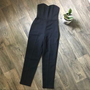 ASOS Strapless Jumpsuit